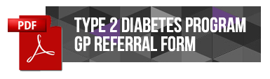 Type 2 Diabetes Program GP Referral Form